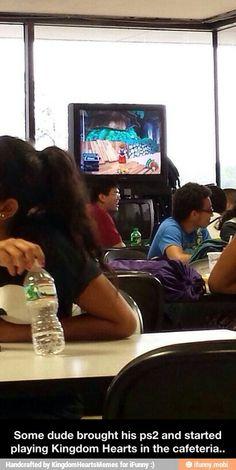 Kingdom Hearts. Always Bringing People Together