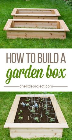 All about diy raised bed gardens part 1 pinterest rainbows inspiration board build projects i am in love with vegetable garden boxdiy solutioingenieria Gallery