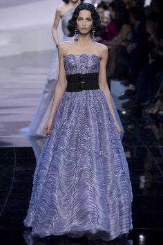 Armani Privé Spring 2016 Couture, Look #56