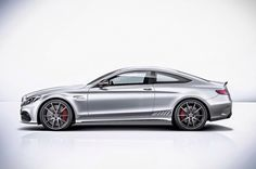 Mercedes-AMG C 63 coupe 2016.