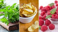 Potraviny, které se dají zamrazit