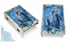 Elven king  jewellery box jewellry storage fantasy art