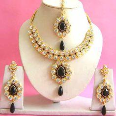 Diamond Bridal Jewelry Set NP-192