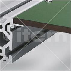 Produkte|Winkelleisten|Winkelleiste 8 Al M6, natur-0.0.444.89|item Online-Shop
