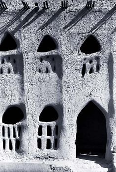 Butabu - Adobe Architecture of West Africa  James Morris, photographer