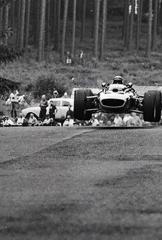 ——- Jackie Stewart l Nurburgring 1967 ——–