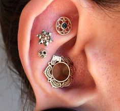 So You Want To See What Your Stretched Ear Lobes Will Look