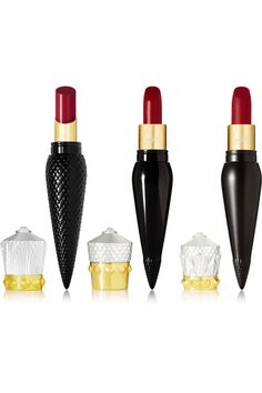 Instructions for use: Apply to the heart of the lips, working outwards to each corner 3 x 3.8g/ 0.13oz.
