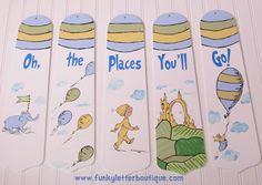 Dr.+Seuss+Oh+The+Places+You'll+Go+Hand+Painted+Ceiling+Fan+Blades www.funkyletterboutique.com | kids décor |
