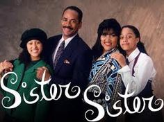 90's tv show called Sister Sister starring Tia Mowery !