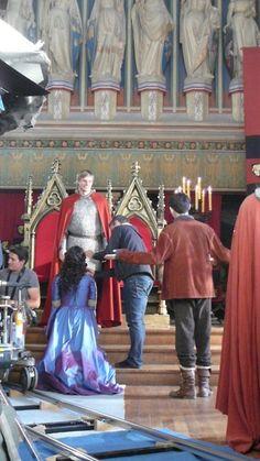 Merlin behind the scenes
