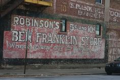 Siloam Springs, Ark. -- Classic Main Street Americana.