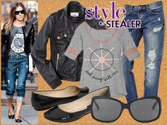 Style Stealer: Sarah Jessica Parker Is A Cool Mom