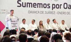 Se destinarán mil mdp para fortalecer el sector empresarial: Alejandro Murat