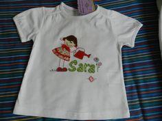 Camisetas personalizadas con pachwork.