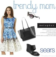 More for Trendy Moms with Great Styles and Fashion this Mother's Day at Sears #MoreForMom #searsStyle #ad