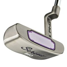 Play the classic Ping Putter in the latest Serene Model now available to buy from InsureGolf. Ping Golf Clubs, Golf Putters, Hole In One, Golf Gifts, Ladies Golf, Golf Bags, Lady, Serenity, Golfers