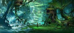 ArtStation - Peter Pan 05, Artur Sadlos