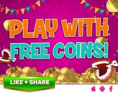 💰 Free Chips on the house💃🕺 Collect and head on your fave slot to spin and win big LIKE + SHARE with friends ! Doubledown Promo Codes, Doubledown Casino Promo Codes, Ddc Codes, Free Chips Doubledown Casino, Ipad Ios, Fb Page, Spin, Android, Coding