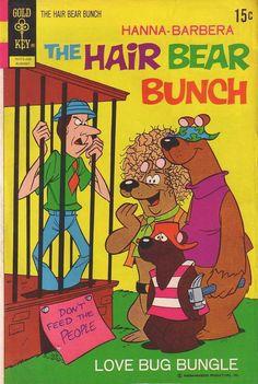 "Help!...It's The Hair Bear Bunch! (1971) - Funky Saturday Mornings - Funk Gumbo Radio: http://www.live365.com/stations/sirhobson and ""Like"" us at: https://www.facebook.com/FUNKGUMBORADIO"