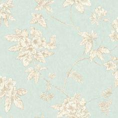 Fine Decor Louisa Blue Wallpaper 墙纸 Wallpaper Blue Wallpapers