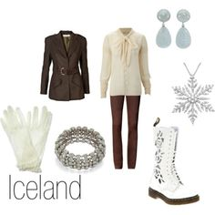 Character Inspired Fashion - Iceland