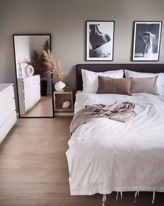 home decor apartment Room Ideas Bedroom, Small Room Bedroom, Home Decor Bedroom, Living Room Decor, Bedroom Ideas For Small Rooms For Adults, Small Modern Bedroom, Bedroom Simple, Bedroom Décor, Cozy Living Rooms