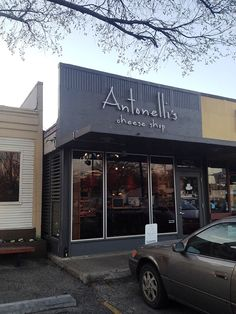 Stop by Antonelli's to sample a wide variety of delicious cheeses. | http://austinitetips.com