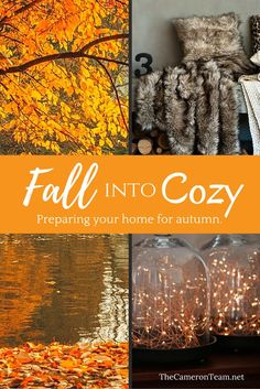 Fall into Cozy