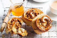 Apple season has arrived and what better way to celebrate than with some baked goods? From pies to chelsea buns, there's plenty of ways to make your apple a day even more delightful.