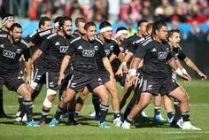 Rugby Haka!