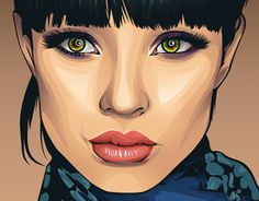 """Check out new work on my @Behance portfolio: """"Portrait Collections"""" http://be.net/gallery/35431321/Portrait-Collections"""