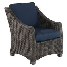 Belvedere Wicker Patio Club Chair - Threshold™