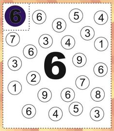 Shapes Worksheet Kindergarten, Kindergarten Coloring Pages, Numbers Kindergarten, English Worksheets For Kids, Numbers Preschool, Kindergarten Math Worksheets, Preschool Education, Preschool Learning Activities, Preschool Math