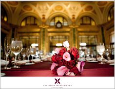The Pennsylvanian - Pittsburgh Wedding Photography