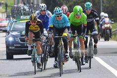 71st Tour de Romandie 2017 / Stage 3 Victor CAMPENAERTS (BEL)/ Davide MARTINELLI (ITA)/ Nikita STALNOV (KAZ)/ SKUJI (LAT)/ Lukas POSTLBERGER (AUT)/ Payerne - Payerne (187Km) /