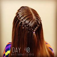Girly Do Hairstyles: By Jenn: Week 9 {#girlydos100daysofhair}
