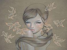 Pinturas de Desenhos Japoneses - 03