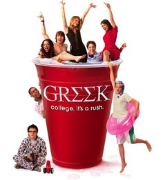 Oh how I miss this show...and college life in general.