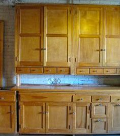 Incroyable Salvage Kitchen Cabinets, Similar To The Ones Tara Uses In The Novel  Hometown Girl At Heart. Www.authorkirsten... ℅ City Salvage   Mantles  Millwork