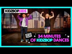 34 Minutes of KIDZ BOP Dance Along Videos - YouTube