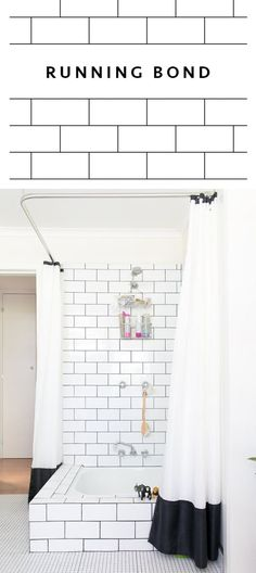 Pick Your Pattern: A Visual Guide to Tile Layouts - Marry's Favorites Bathroom Windows, Wood Bathroom, Bathroom Colors, Bathroom Ideas, Tile Layout Patterns, Brick Patterns, Window In Shower, Tile Installation, Bedroom Layouts