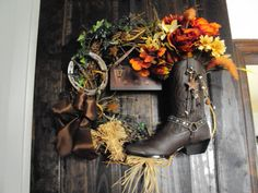 Unique Horse lovers Wreath by YRvisions on Etsy