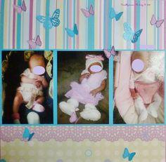 Butterfly Baby - Scrapbook.com