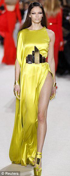 Stephen Rolland - Paris Fashion Week 2012