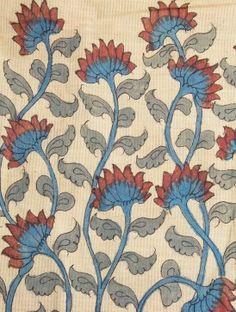 An initiative to share the treasures of Indian textiles to the globe Textiles, Textile Patterns, Textile Prints, Madhubani Art, Madhubani Painting, Art Nouveau, Art Deco, Kalamkari Painting, Kalamkari Fabric