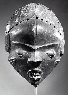 Mask (Mbuya) | Pende peoples | The Met