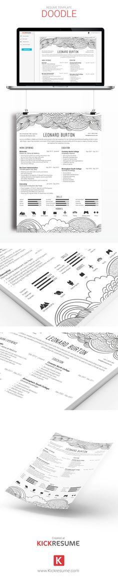 472 best creative resume design images