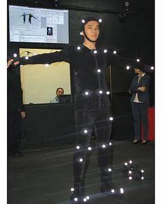 MoCap Motion Capture, tecnología para animar movimientos con más realismo