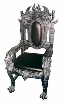 King dragon chair